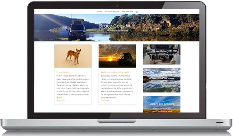 Alan Owen Web Design